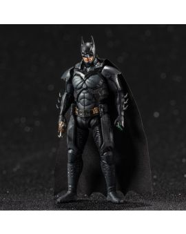 Hiya Toys Injustice 2: Batman Variants   1:18 Scale 4 Inch Acton Figure