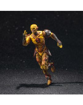 Hiya Toys Injustice 2: Reverse-Flash 1:18 Scale 4 Inch Acton Figure