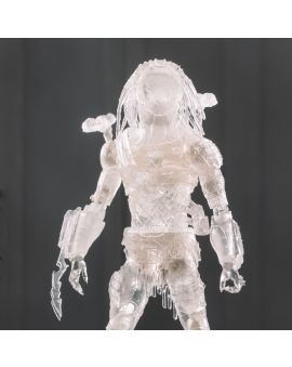 Hiya Toys AVP 2: Invisible Wolf Predator 1:18 Scale 4 Inch Acton Figure