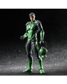 Hiya Toys Injustice 2: Green Lantern   1:18 Scale 4 Inch Acton Figure