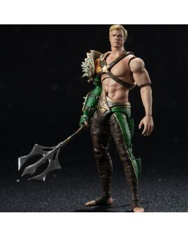 Hiya Toys Injustice 2: Aquaman   1:18 Scale 4 Inch Acton Figure