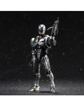 Hiya Toys ROBOCOP 3: Battle Damage ROBOCOP 1:18 Scale 4 Inch Acton Figure