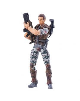 Hiya Toys Aliens Colonial Marine Hicks 1:18 Scale 4 Inch Acton Figure