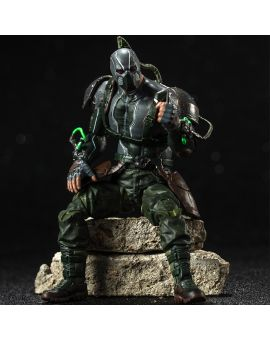 Hiya Toys Injustice 2: Bane 1:18 Scale 4 Inch Acton Figure