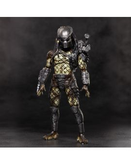 Hiya Toys Predators: Armored Crucified Predator 1:18 Scale 4 Inch Acton Figure