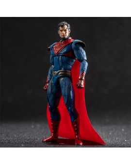 Hiya Toys Injustice 2: Superman Variants 1:18 Scale 4 Inch Acton Figure