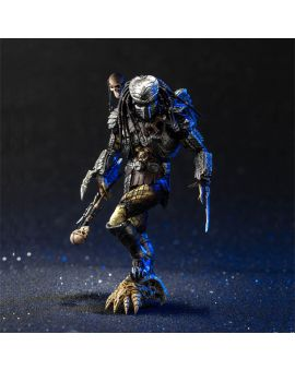 Hiya Toys AVP: Chopper Predator 1:18 Scale 4 Inch Acton Figure