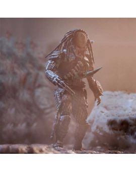 Hiya Toys AVP: Final Battle Scar Predator 1:18 Scale 4 Inch Acton Figure