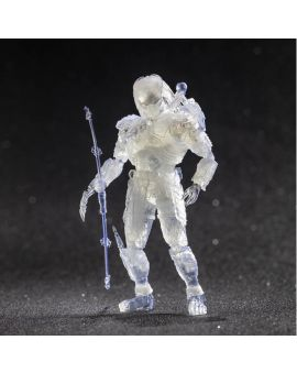 Hiya Toys AVP: Invisible Scar Predator 1:18 Scale 4 Inch Acton Figure