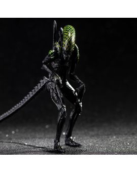 Hiya Toys AVP: Grid Alien 1:18 Scale 4 Inch Acton Figure
