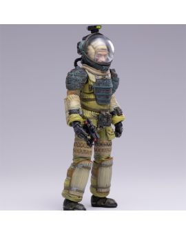Hiya Toys ALIEN: Kane In Spacesuit1:18 Scale 4 Inch Acton Figure
