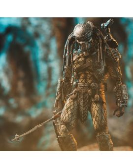 Hiya Toys AVP: Temple Guard Predator 1:18 Scale 4 Inch Acton Figure