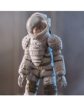 Hiya Toys ALIEN: Ripley In Spacesuit 1:18 Scale 4 Inch Acton Figure