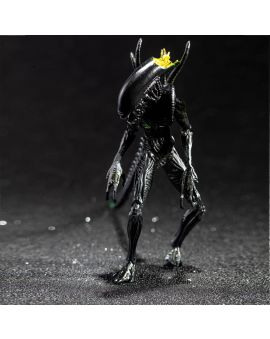 Hiya Toys APV: Blowout Alien Warrior 1:18 Scale 4 Inch Acton Figure